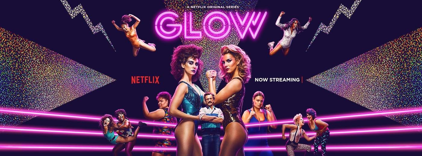 Verta, tissejä ja tarinoita: GLOW – naisten showpainia!