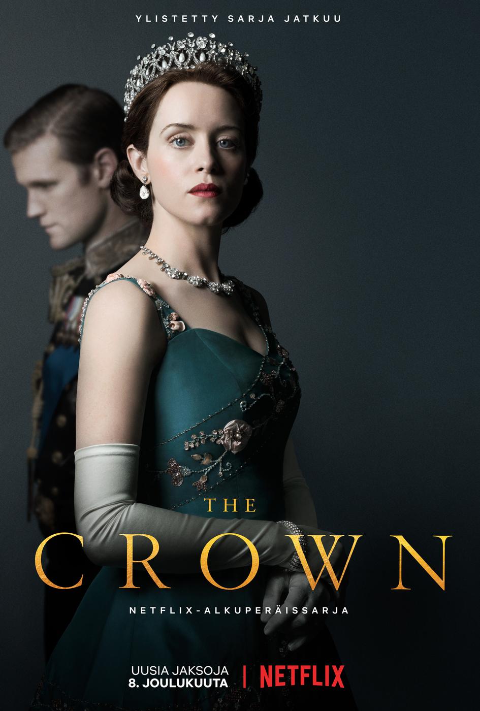 The Crown jatkuu: Kuningatar Elisabet II 60-luvulla