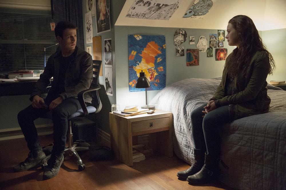 13 Reasons Why season 2 Netflix Beth Dubber Dylan Minnette Katherine Langford.jpg