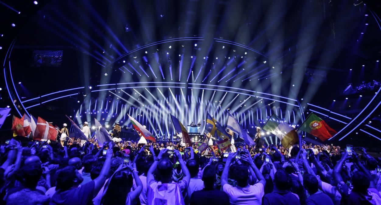 Eurovision Song Contest 2018 Lisbon flag parade.jpg