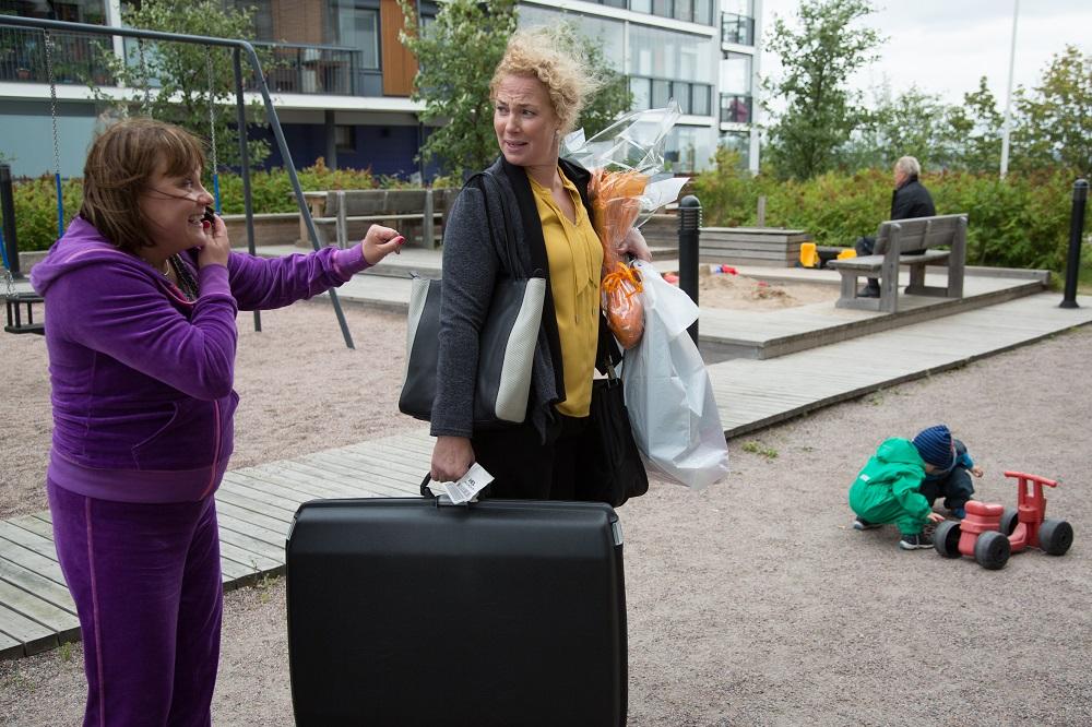 Ex-Onnelliset 2. kausi Miia Nuutila Anna-Leena Sipilä C More.jpg