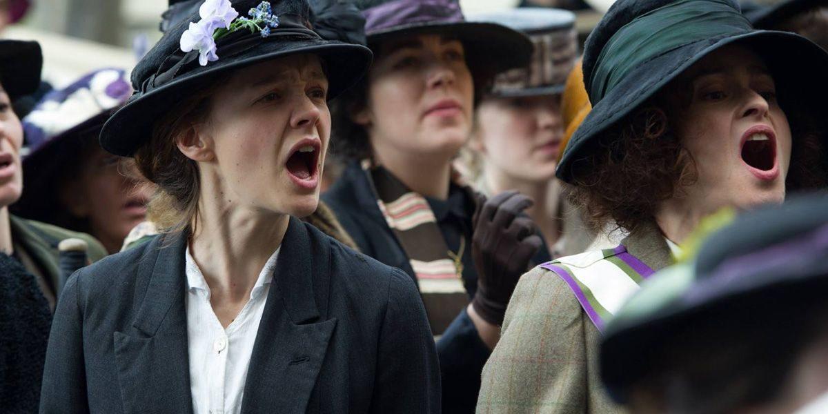 TV-vinkki: Laadukas brittiläinen pukudraama Suffragette naisten äänioikeuden historiasta