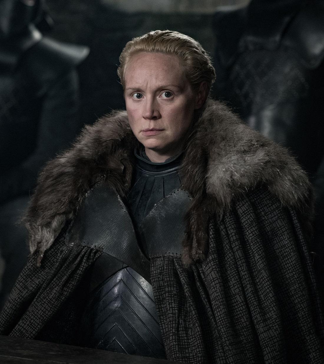 Brienne Game of Thrones Season 8 Helen Sloan HBO.jpg