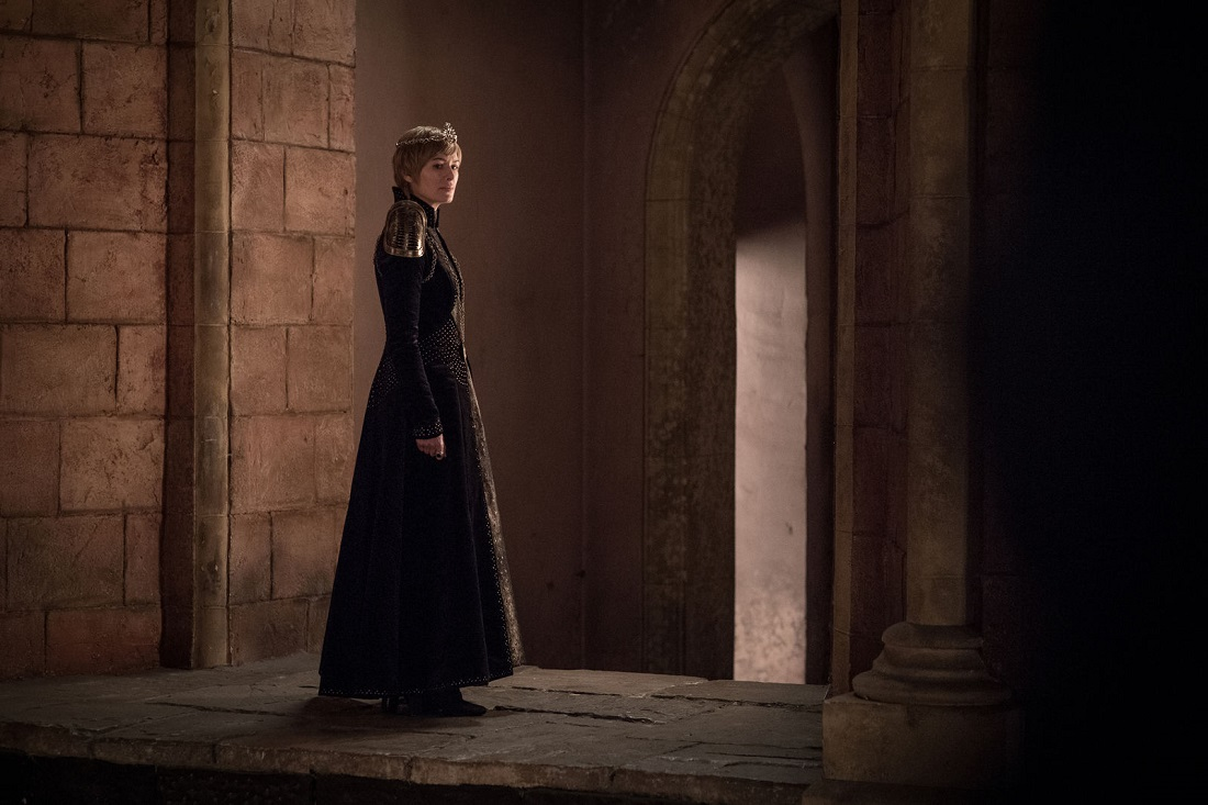 Cersei Game of Thrones Season 8 Helen Sloan HBO.jpg