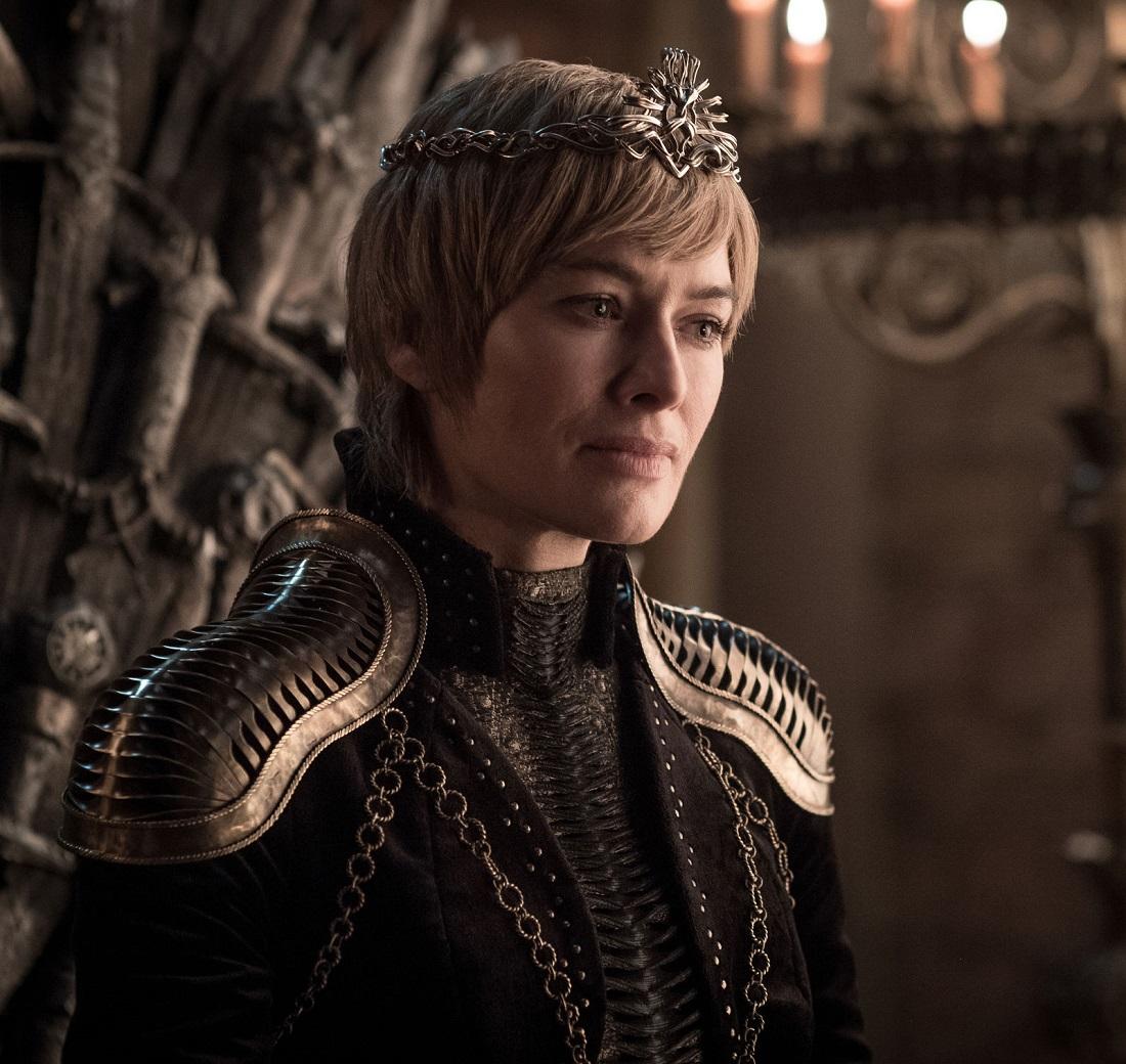 Cersei Lannister Game of Thrones Season 8 Helen Sloan HBO.jpg