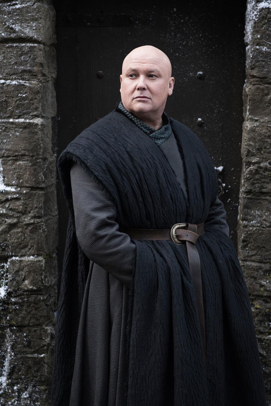 Varys Game of Thrones Season 8 Helen Sloan HBO.jpg