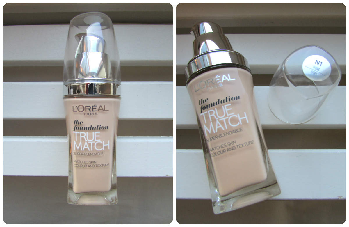 L'Oréal Paris True Match -meikkivoide