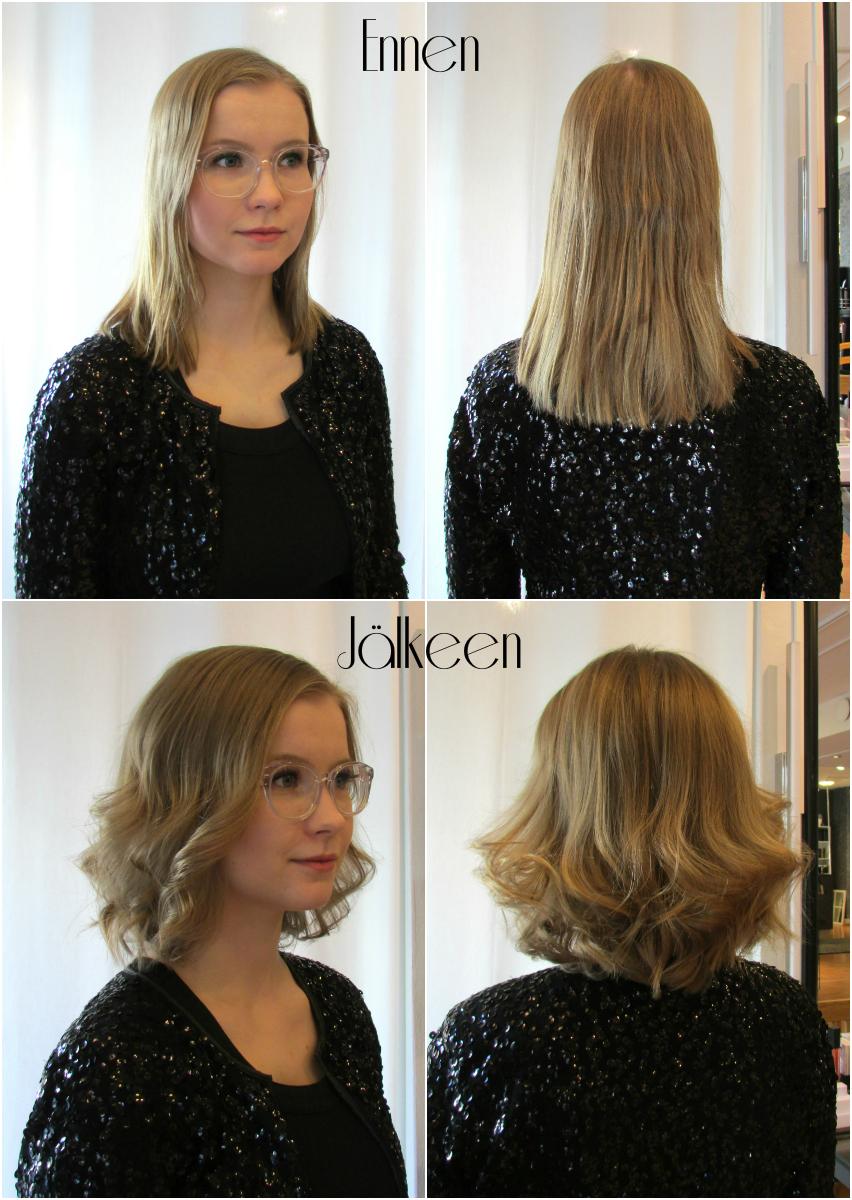 Uudet hiukset LS-Stylestä