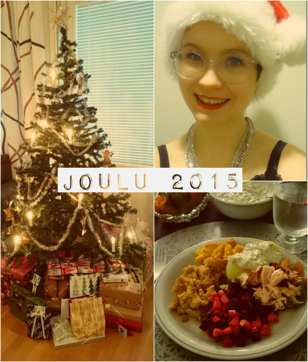 Jouluaatto ja lahjasaalis
