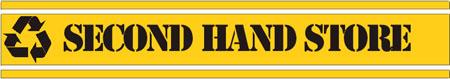 Second Hand Store pöytä nro 7!