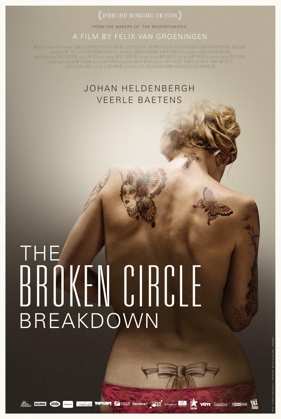 The Broken Circle Breakdown ts. miksi tekee mieli viskiä jo aamulla