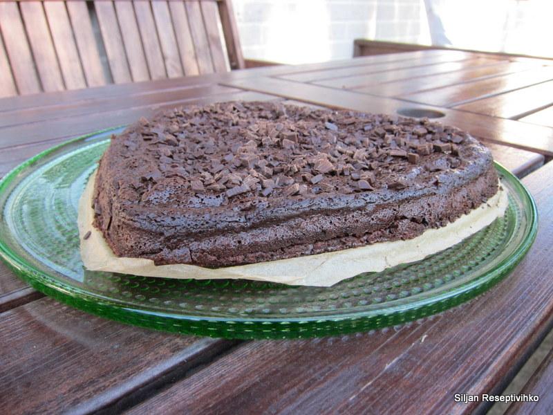 Supersuklainen mutakakku (gluteeniton,viljaton)