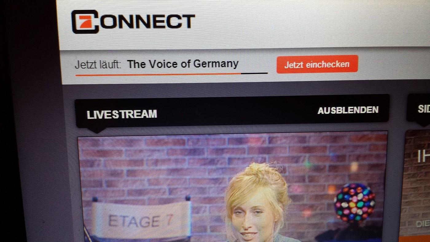 Voice of Germany & Samu