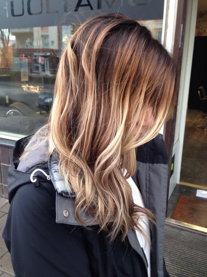Hieman vaaleampi tumma on armollisempi väri kuin mustanruskea. Lähde   hairbymerita  · 1920233 10201510782236259 859470211 n.jpg 688f71c36a