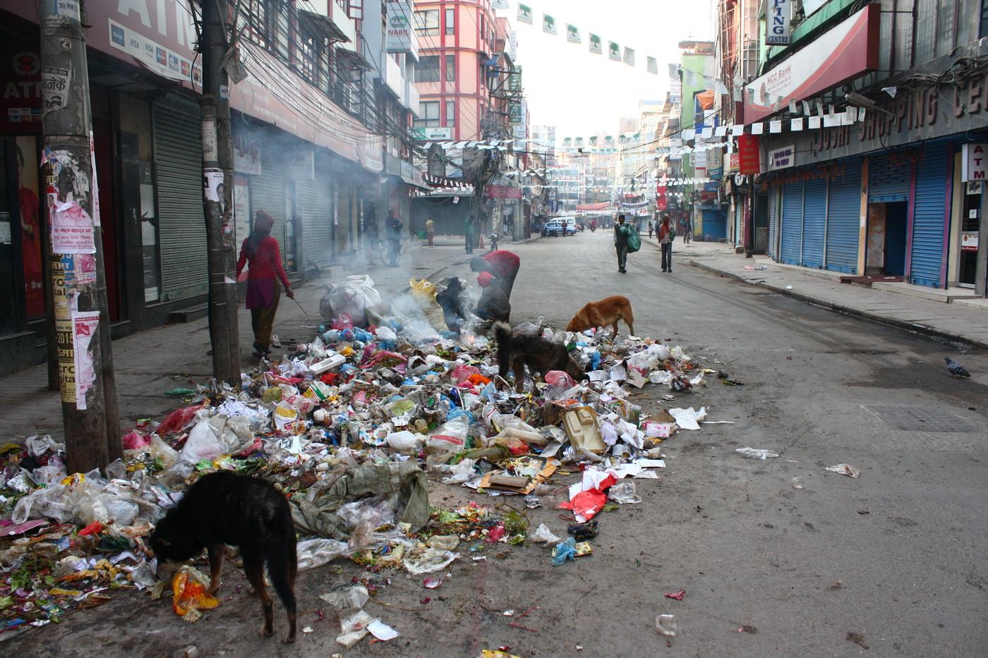 Samaan aikaan Nepalissa – näkökulma ekopaastoon