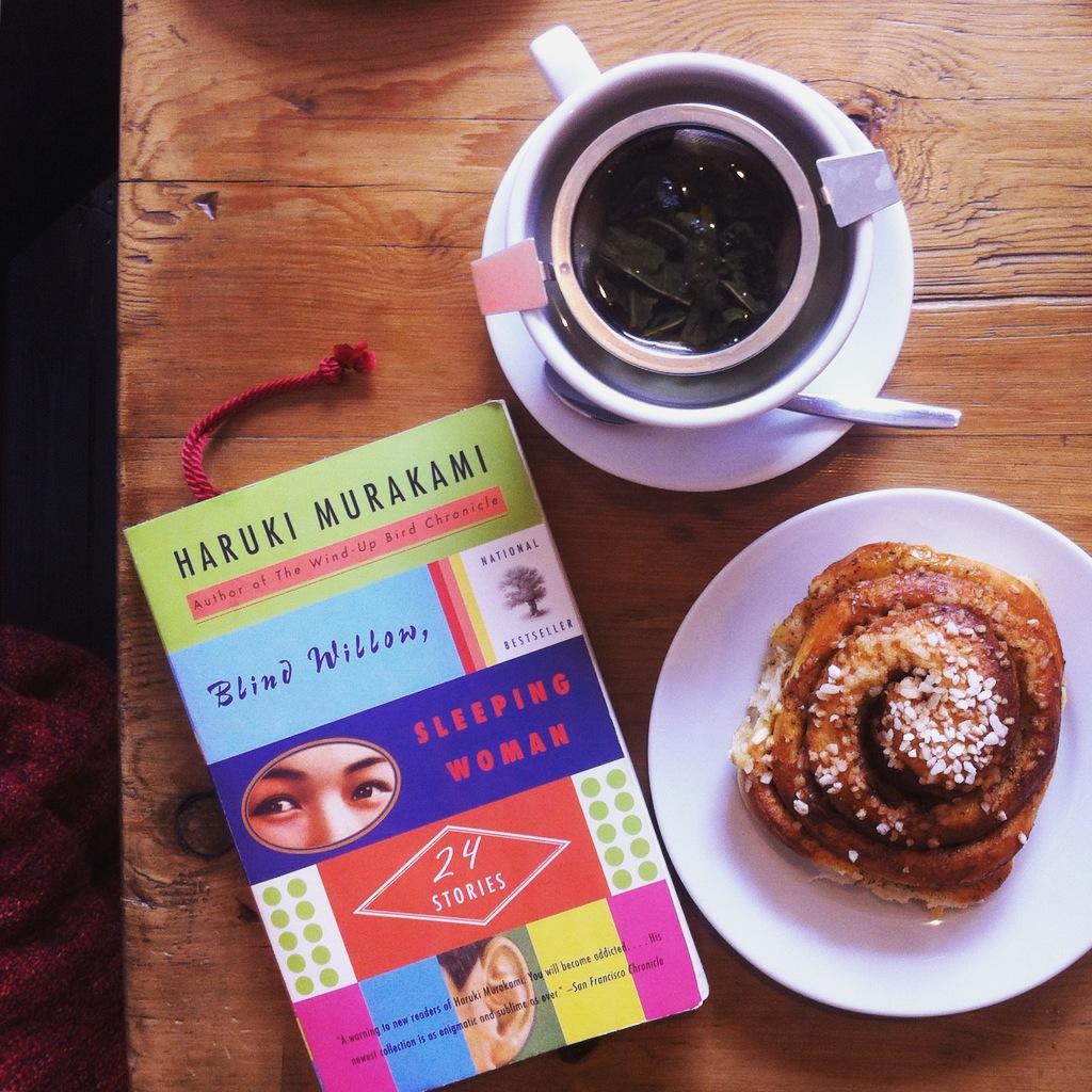 Tutustuminen Haruki Murakamin novelli-minään