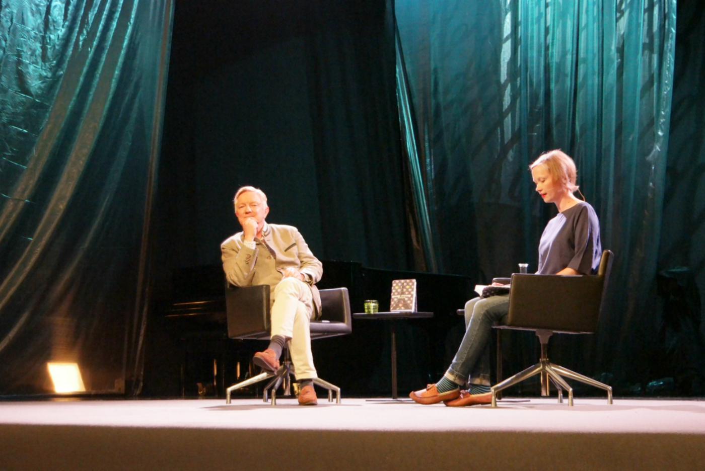 Rauhoittumisen ja inspiraation hetkiä – Helsinki Lit 2016
