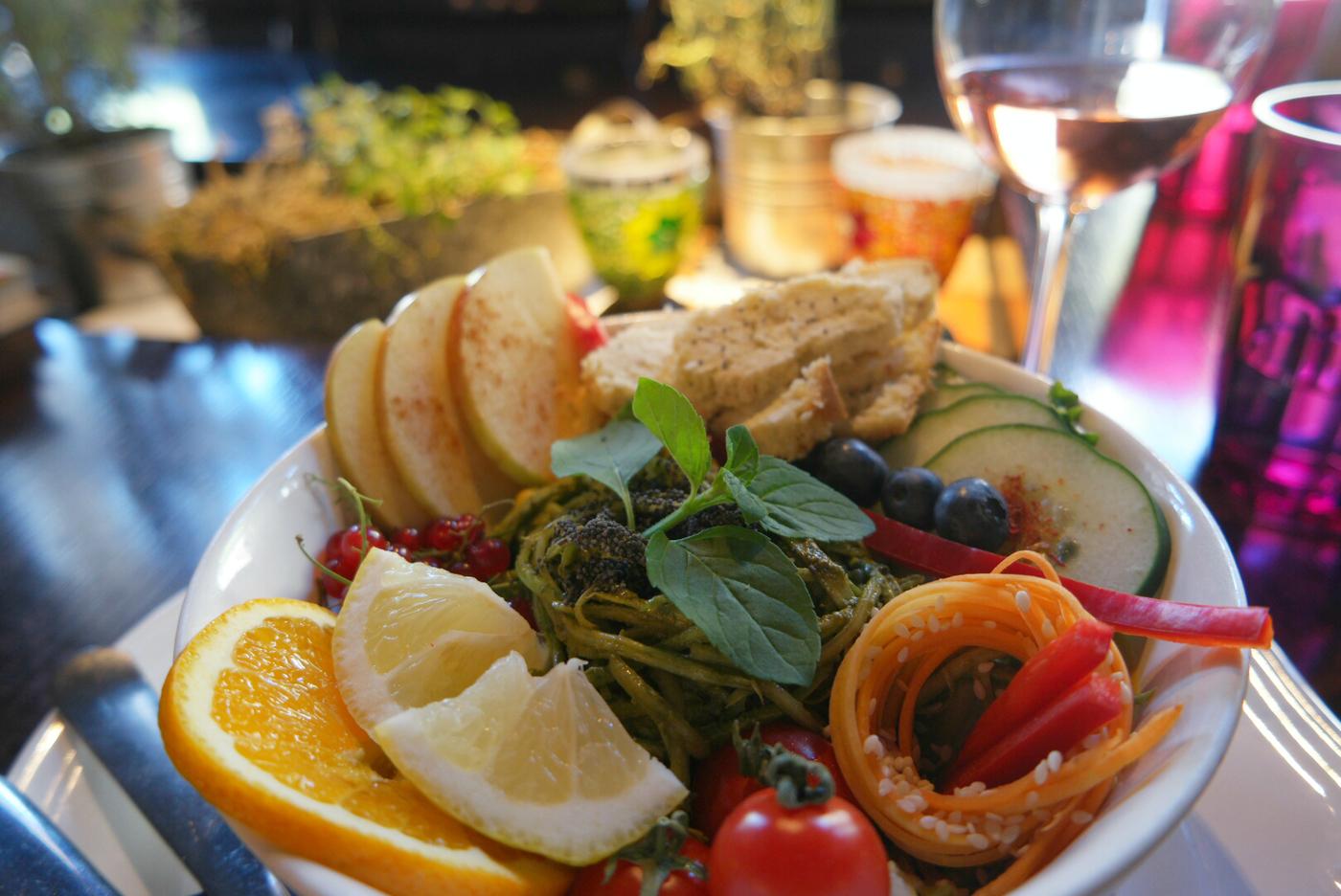 Balkan: Belgradilainen vegaaniravintola