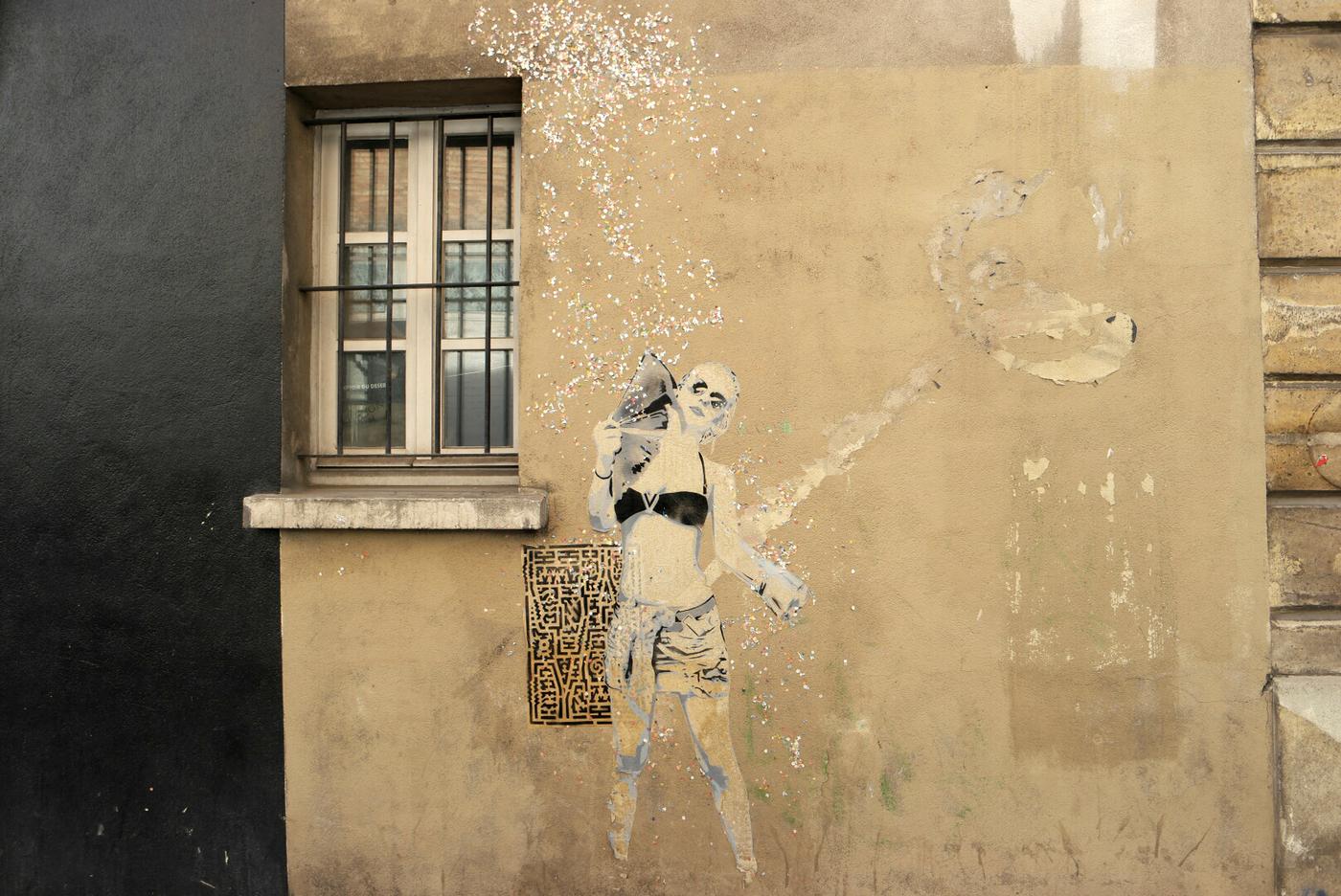 Pariisin katutaide