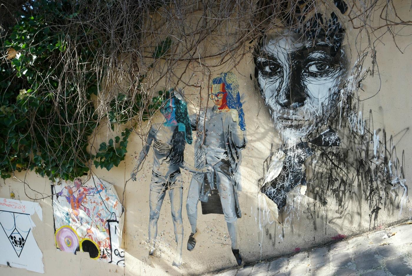 Yoda, Rimbaud ja glitternaiset Pariisin kaduilla