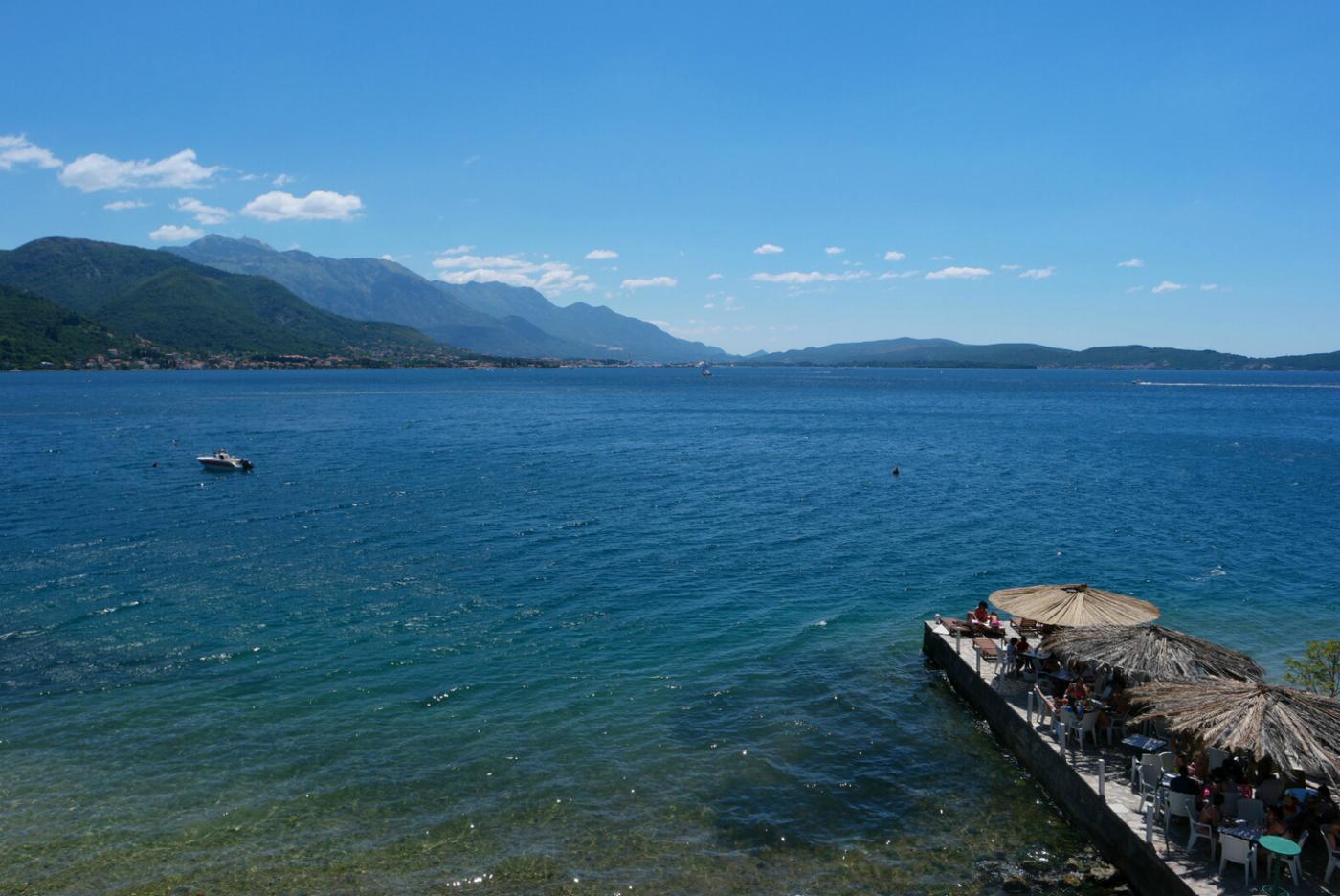 Balkan: Merellinen Montenegro