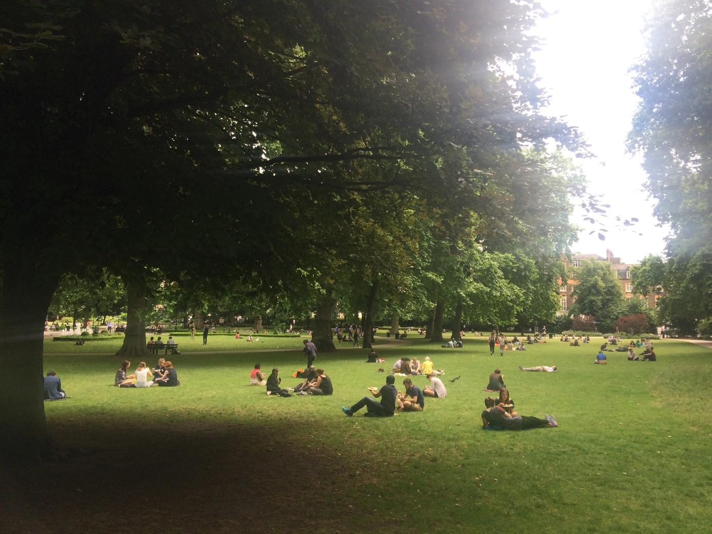 5 parasta asiaa kesä-Lontoossa