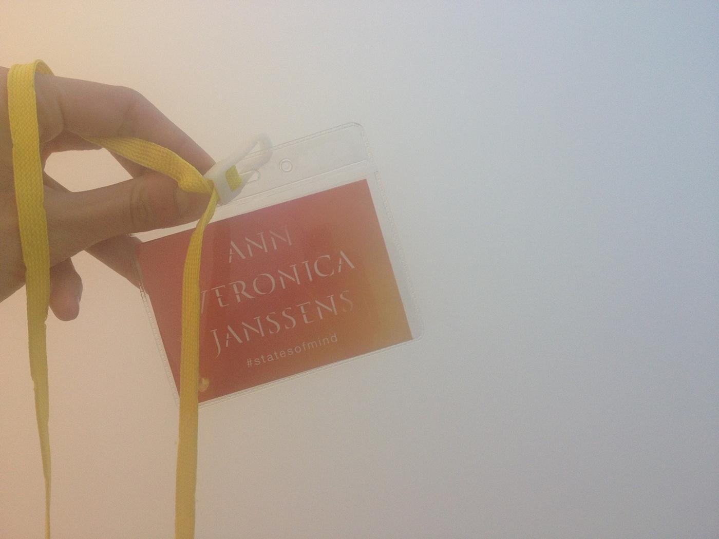 Tulossa Kiasmaan: Ann Veronica Janssens