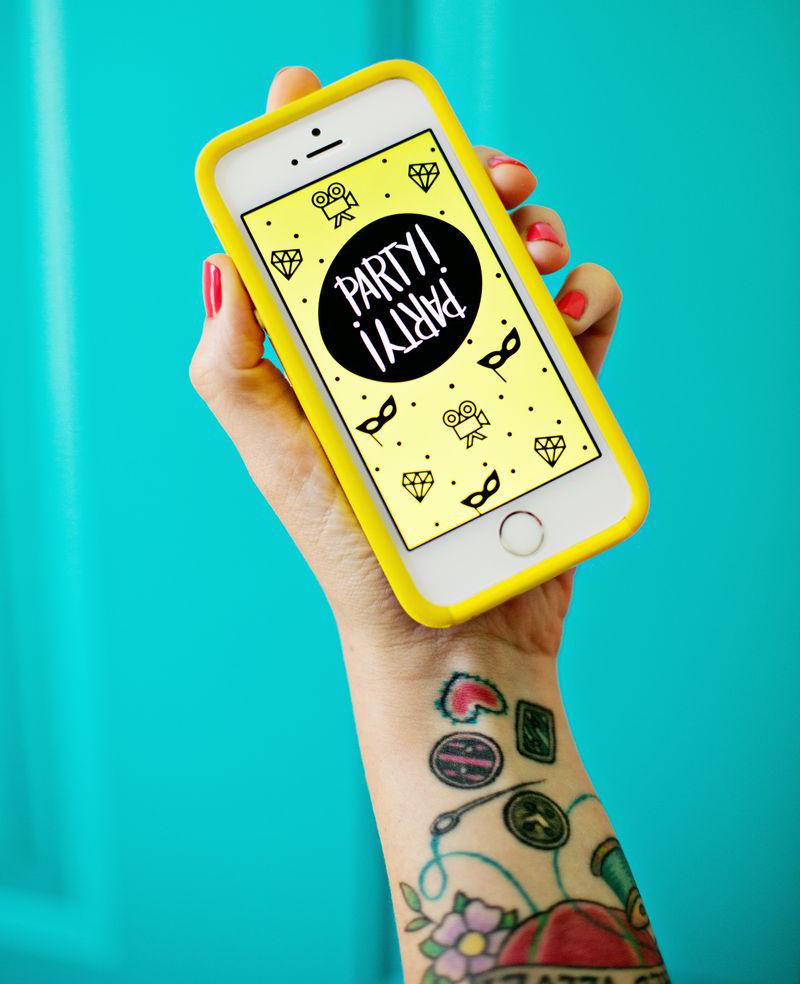 Uusi suosikki: Party Party app