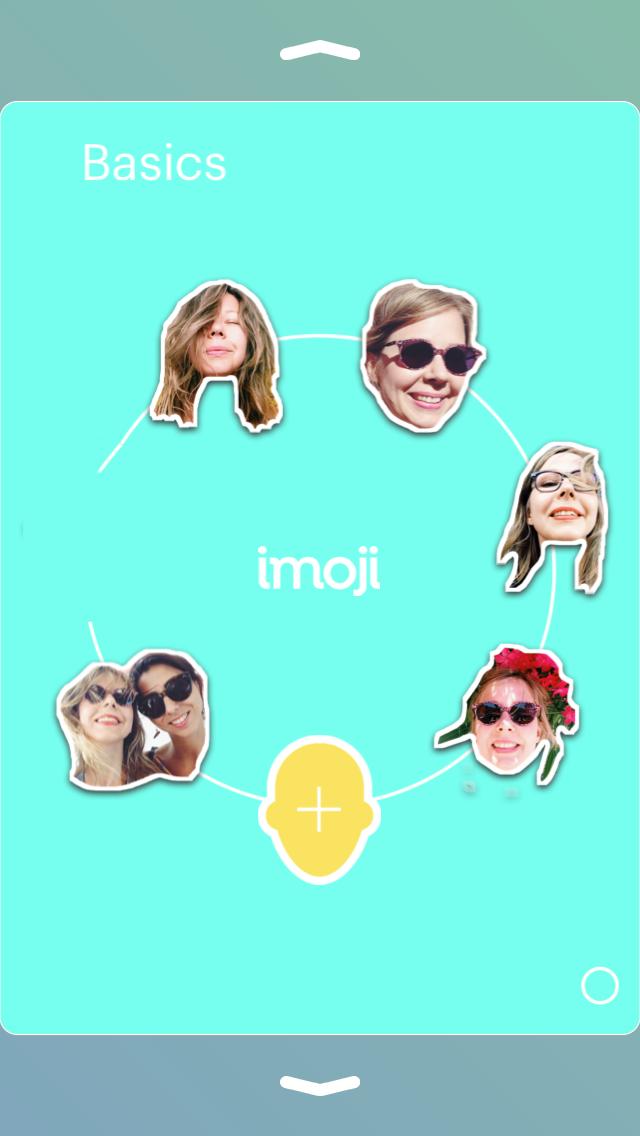 Tärkeää: Tee emoji omasta naamasta