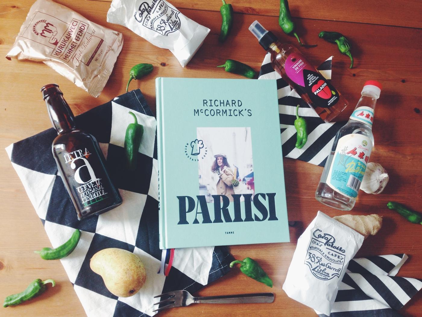 Voita McCormickin Pariisi -keittokirja!