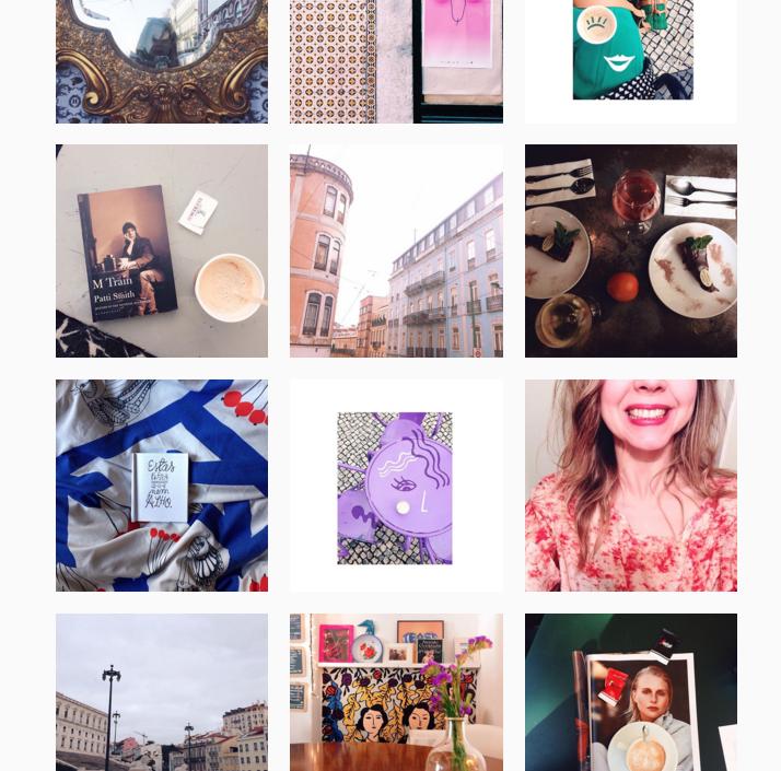 Instagram -treffailun ABC