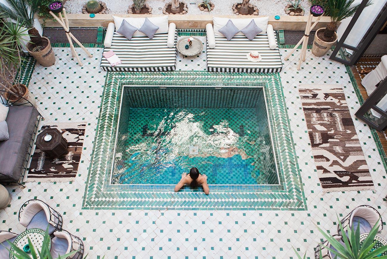 Taas mielessä: Marokko