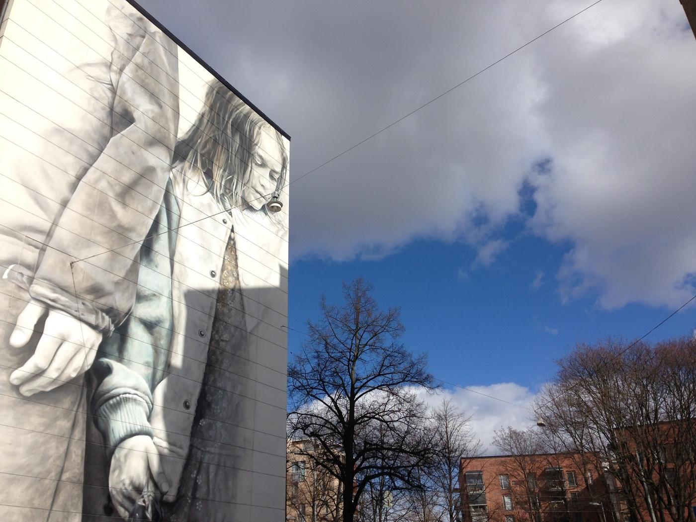 Herkkis Helsingissä