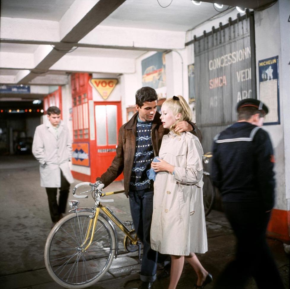 Minä, Catherine ja Guy