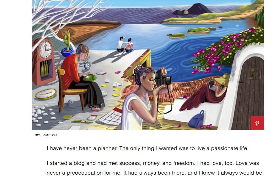 """Garance Doren tarina """"täydellisestä elämästä"""""""