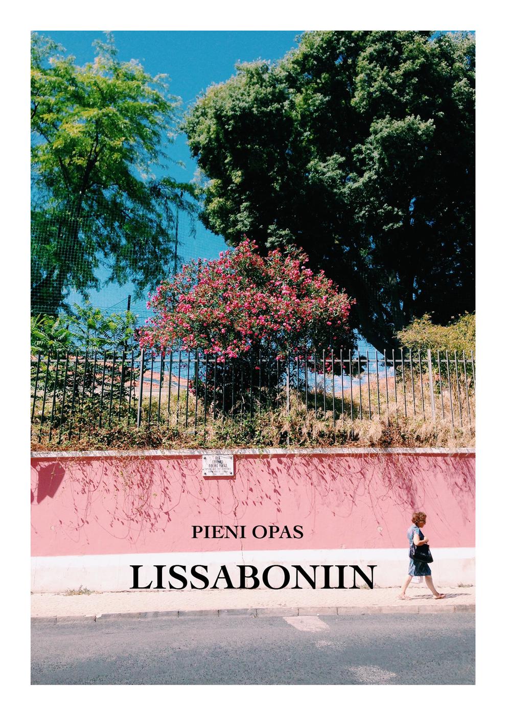Visual diary Lisbon guide – VIHDOIN!