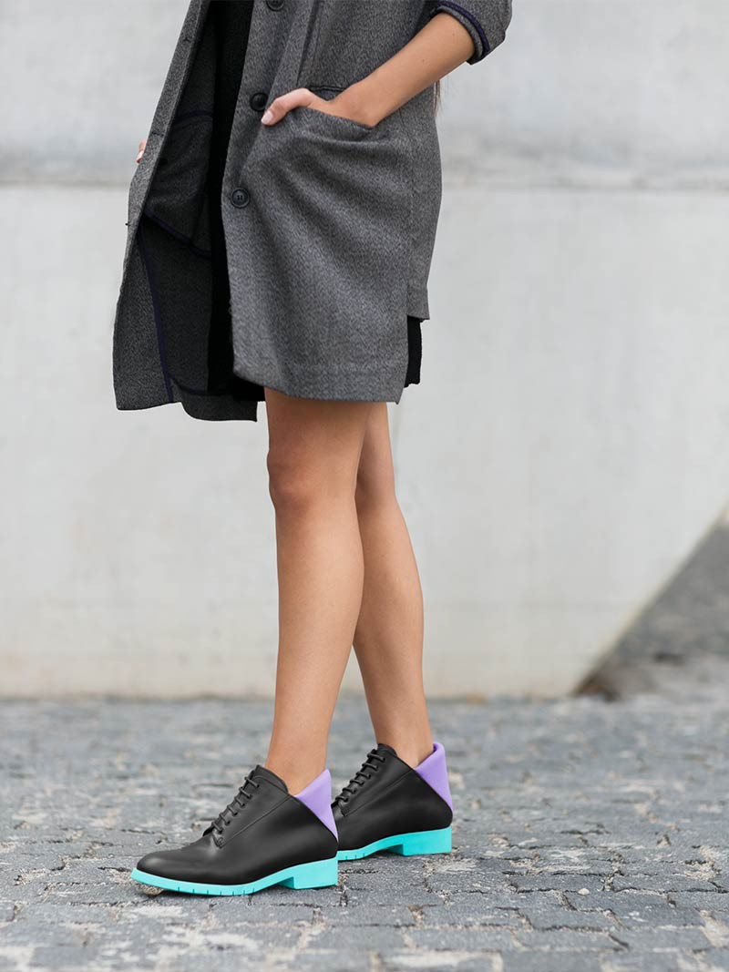 Portugalilaista kenkämuotia