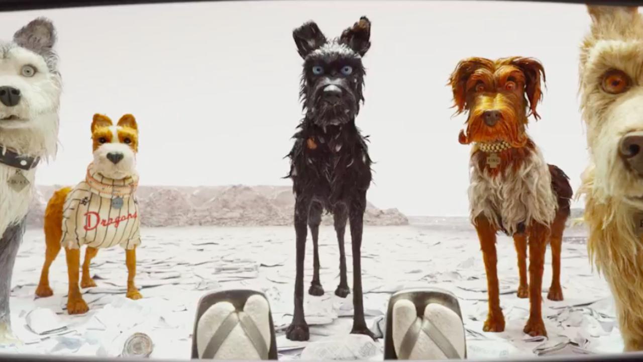 Arviossa Wes Andersonin koiraleffa