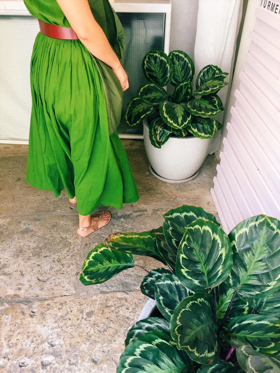 Viime aikojen vihreitä