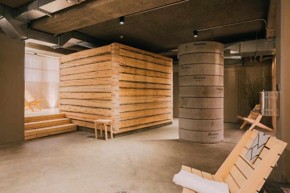 Staili sauna