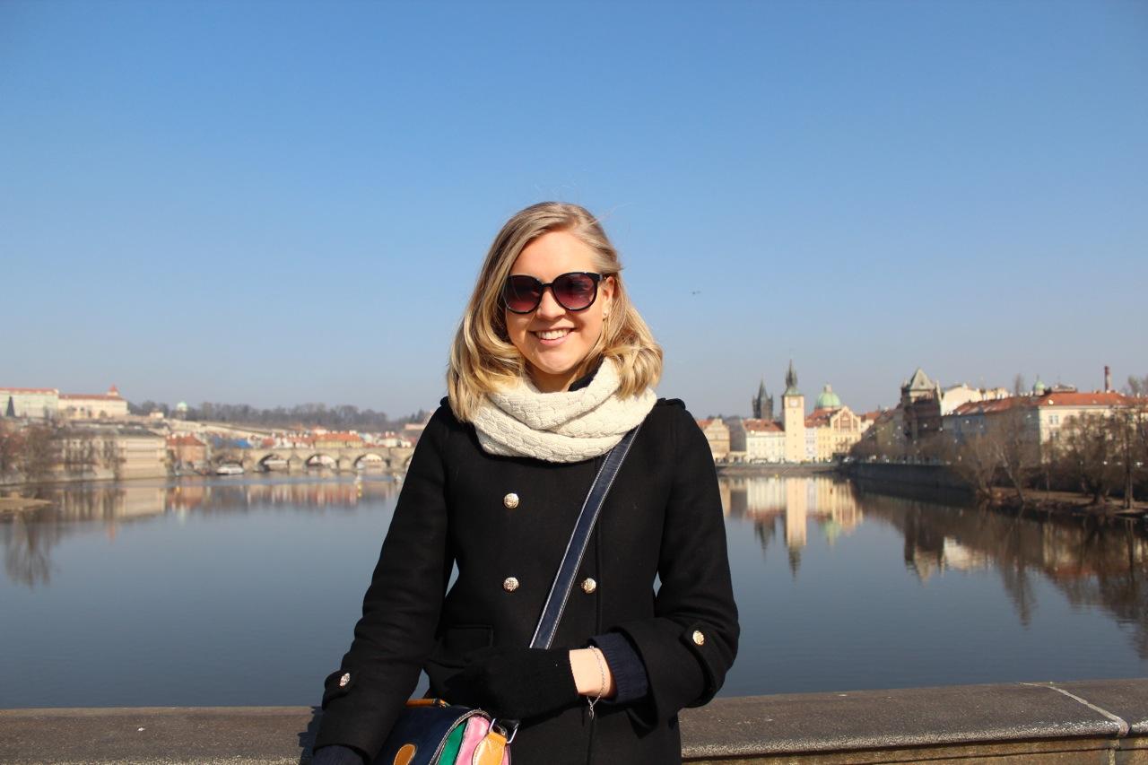 Praha, sä teit mulle niin hyvää