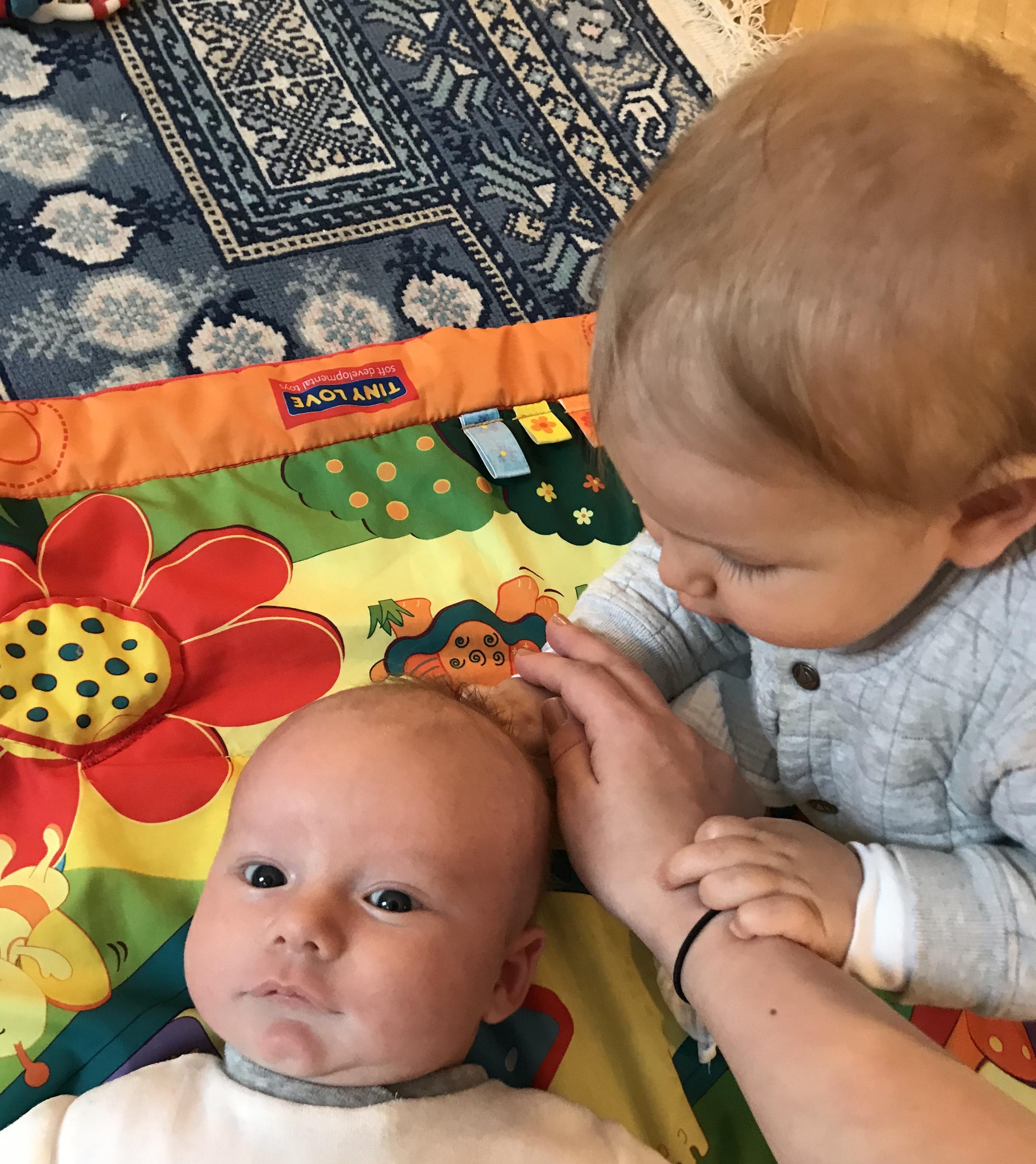 Treeni- ja harrastusvinkkejä äitiyslomalle – näin pidin itseni liikkeessä