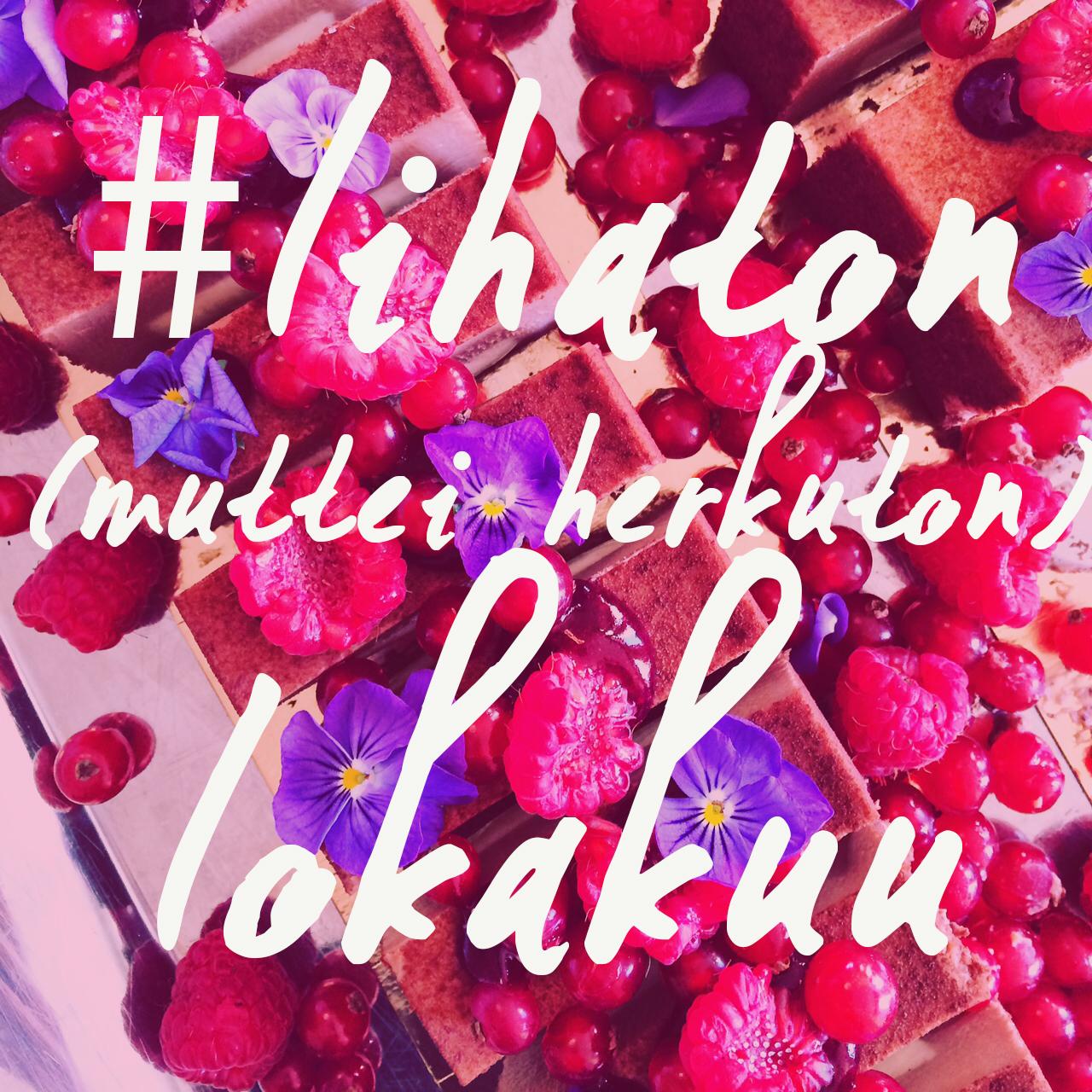 RUOKAVINKKI: Oivalluksia haasteesta nimeltä Lihaton Lokakuu
