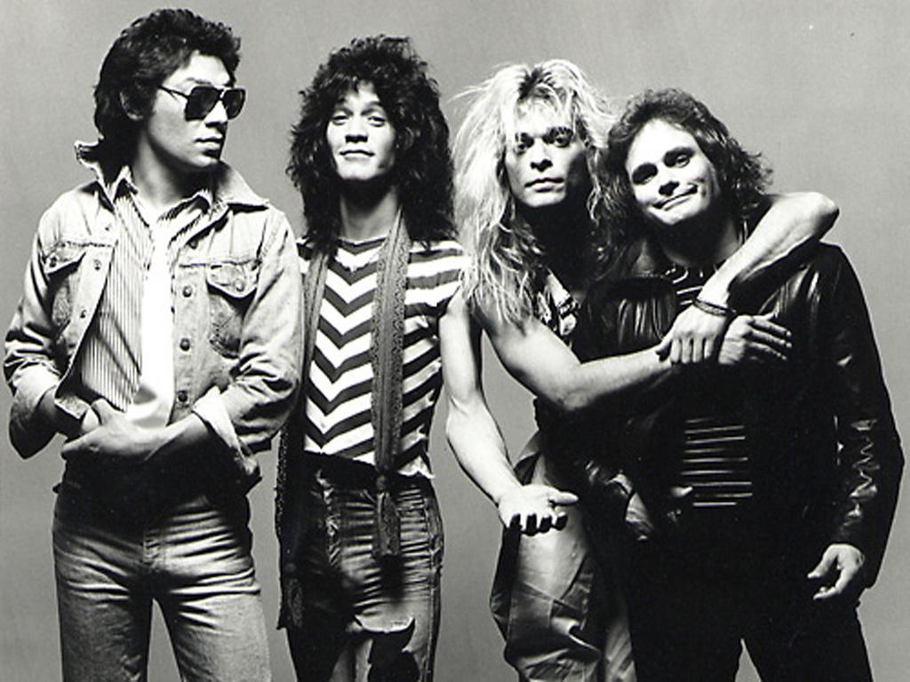 Van Halenin kolmet kasvot