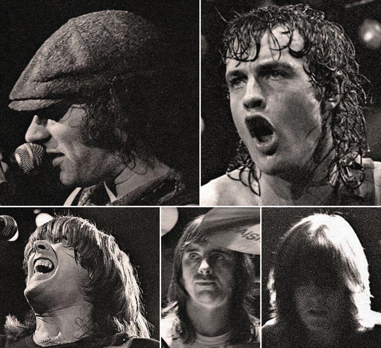 Olisiko AC/DC:n jo korkea aika iskeä pensselit santaan?