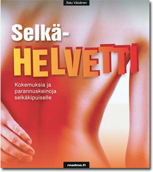 Selkähelvetti by Satu Väisänen