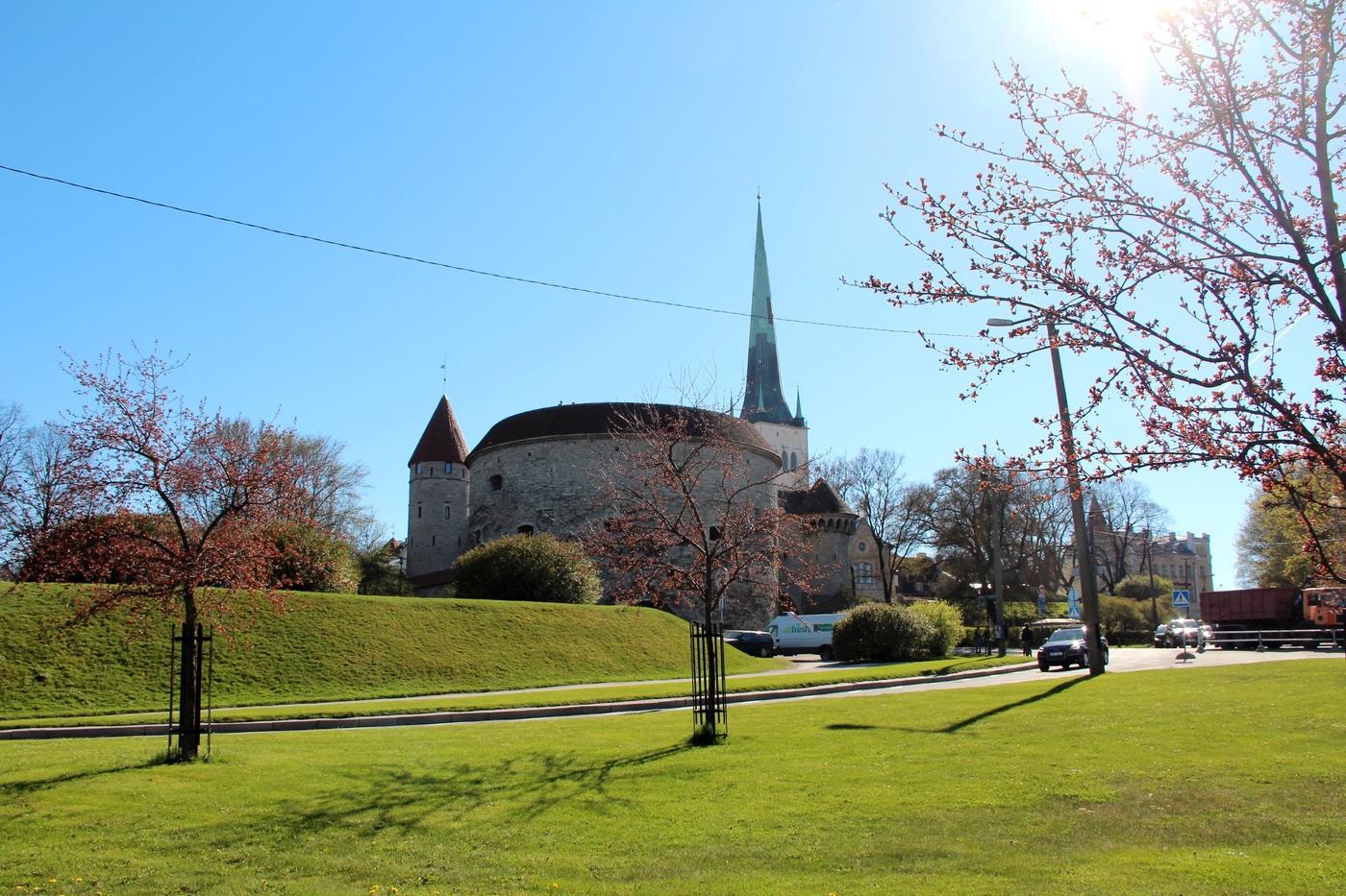 Kahden sitipreikki Tallinnassa