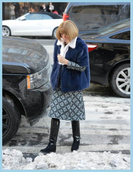 New Yorkin muotiviikkovieraiden 4 tyylivinkiä loskakeleihin