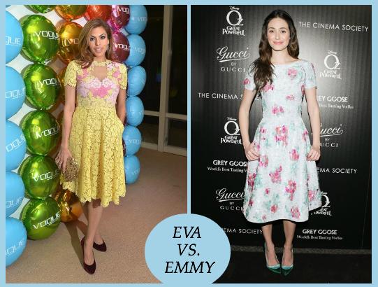 Keväiset pastellimekot: kumpi puki paremmin?