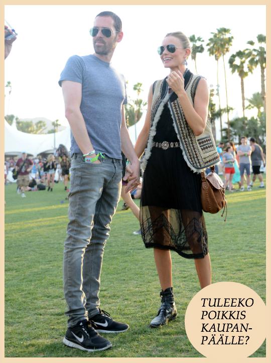 Coachellan tyylikuningatar tekee Topshopille festivaalimalliston